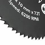 85мм 10мм 72 зубців HSS дискова пила циркулярна відрізний диск, фото 2
