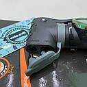 Насос ручний з манометром алюмінієвий, фото 3