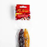"""Перекус """"Цілий"""" виноград-диня чюрчхели без цукру Mr. Grapes, 120 г, фото 2"""