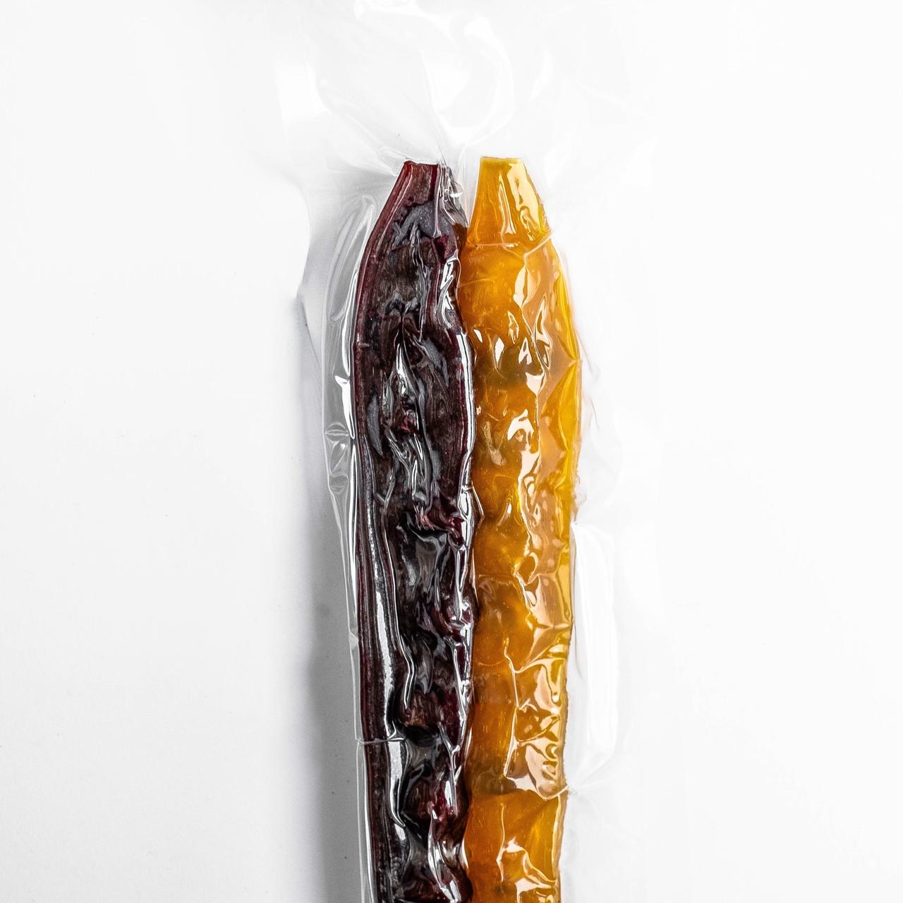 """Перекус """"Цілий"""" виноград-диня чюрчхели без цукру Mr. Grapes, 120 г"""