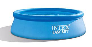 Басейн наливний INTEX 28120 (1шт) Easy Set круглий у коробці 305*76 см