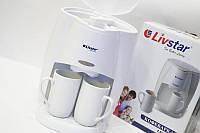 Кофеварка LIVSTAR  LSU-1190 черная, фото 1