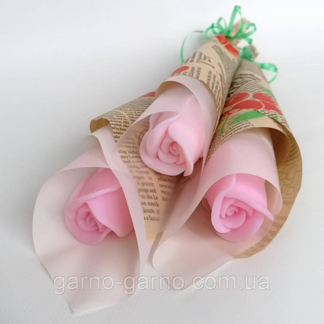 Мыло тюльпаны роза (поштучно)  букет из мыльных цветов  мыльная цветочная композиция из мыла ручной работы