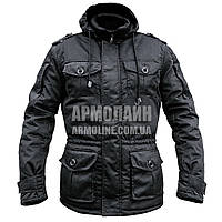 "Куртка бушлат зимняя ""RAPTOR-2"" (BLACK)"