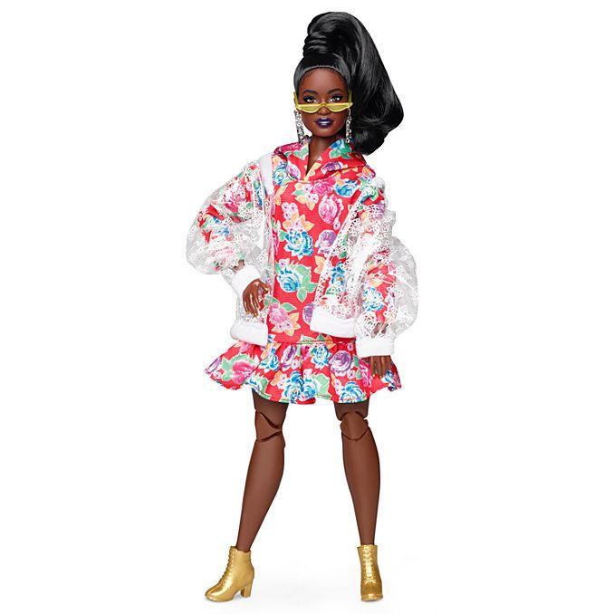 Кукла BMR 1959 афроамериканка Барби Бмр Collection Barbie Millicent Roberts Curvy полная пышная оригинал