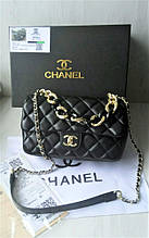 Жіноча стильна сумка Chanel black
