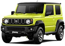 Защиты двигателя на Suzuki Jimny (c 2018--)