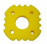 Вкладиш среднепористый Sunsun для фільтрів CPF 5000,10000,15000, Ø28 см