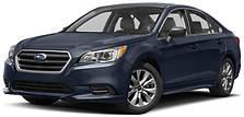 Защита двигателя на Subaru Legacy (с 2014 --)