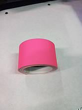 Ценник 30*20 мм 3,6 метра прямоугольный 180 штук в ролике малиновый Оопт