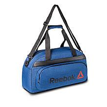 Спортивная сумка Reebok из текстиля, дорожная сумка ( код: IBS120Z )