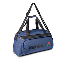 Спортивная сумка Reebok из текстиля, дорожная сумка ( код: IBS120ZZ )