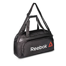 Спортивная сумка Reebok из текстиля, дорожная сумка ( код: IBS120B )