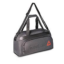 Спортивна сумка Reebok з текстилю, дорожня сумка ( код: IBS120SS )