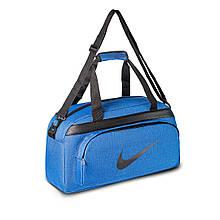 Спортивна сумка Nike з текстилю, дорожня сумка ( код: IBS122Z )