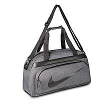 Спортивна сумка Nike з текстилю, дорожня сумка ( код: IBS123S )
