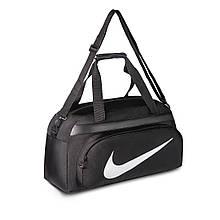 Спортивна сумка Nike з текстилю, дорожня сумка ( код: IBS123B )