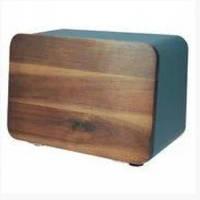 Хлебница Husla  35х25 см h18,5 см нержавейка (73939)
