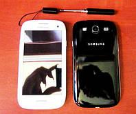 "Samsung Galaxy S3 i9300 Wi-Fi  1 сим-карта 4,3"" дюймовый экран + чехол!"