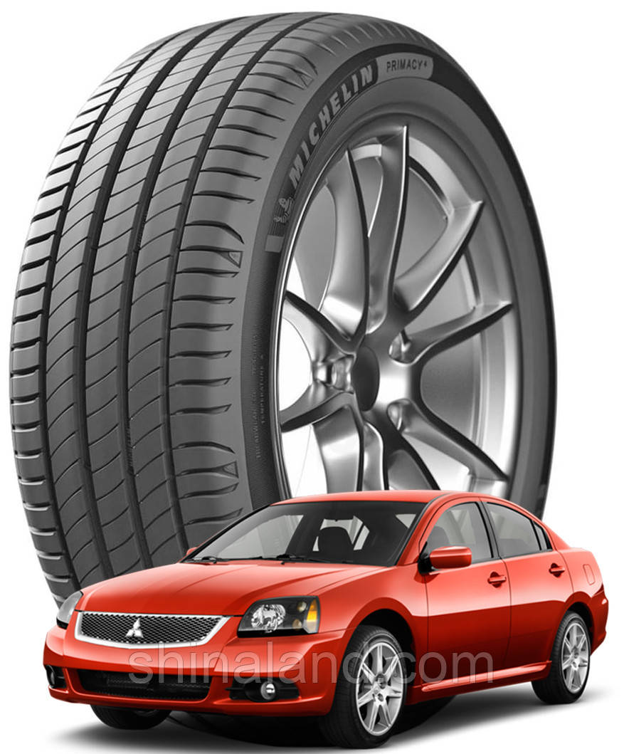 Michelin Primacy 4 215/60 R16 99V XL ( Іспанія 2021) - Шини Mitsubishi Galant IX (DJ) 2003 - 2012 (new)