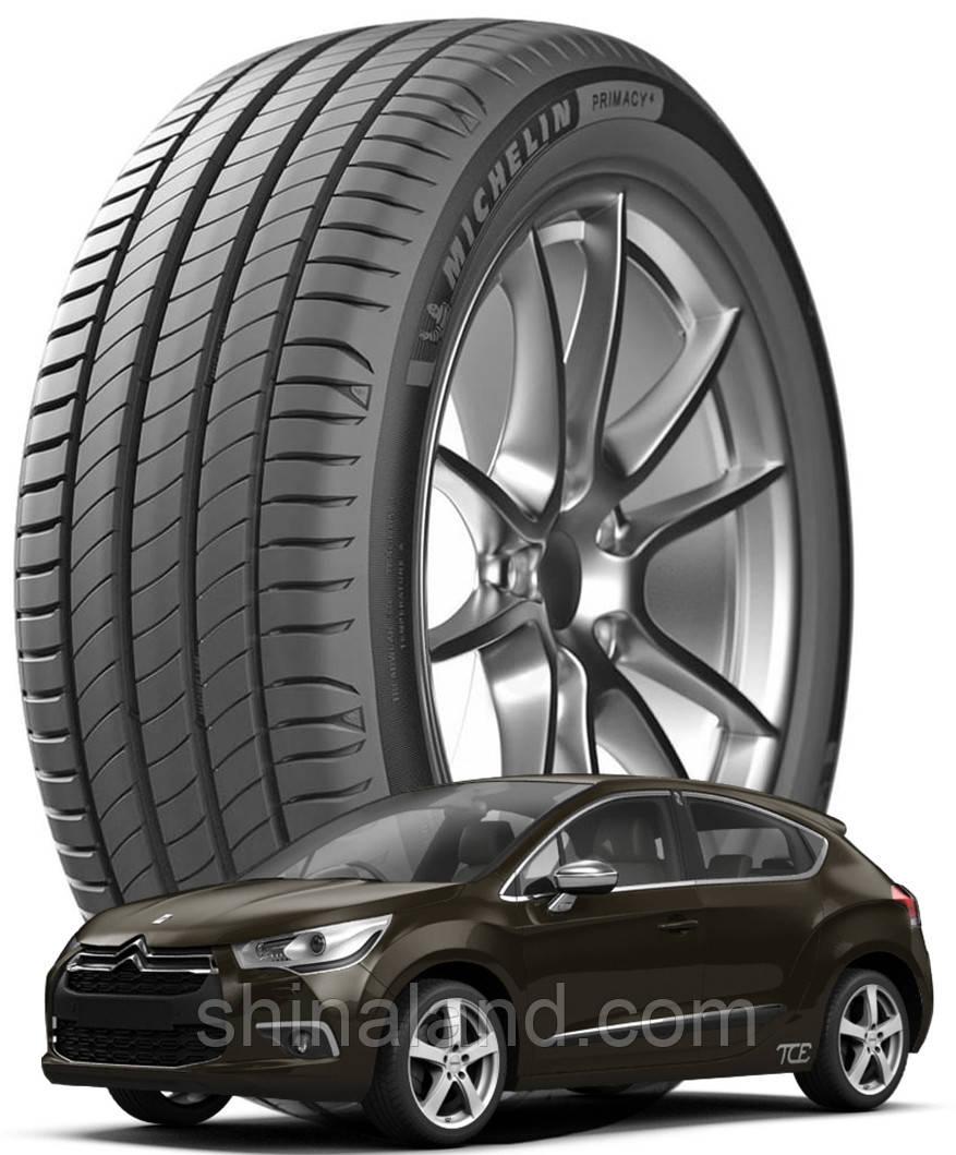 Michelin Primacy 4 215/60 R16 99V XL ( Іспанія 2021) - Шини Citroën DS4 (рестайлинг) 2010 - 2015 (new)