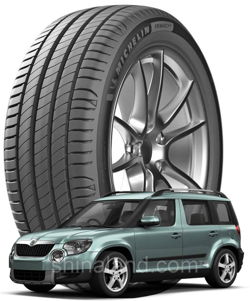 Michelin Primacy 4 215/60 R16 99V XL ( Испания 2021) - Шины Skoda Yeti I 2009 - 2018 (new)