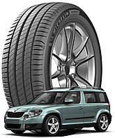 Michelin Primacy 4 215/60 R16 99V XL ( Испания 2021) - Шины Skoda Yeti I 2009 - 2018 (new), фото 1