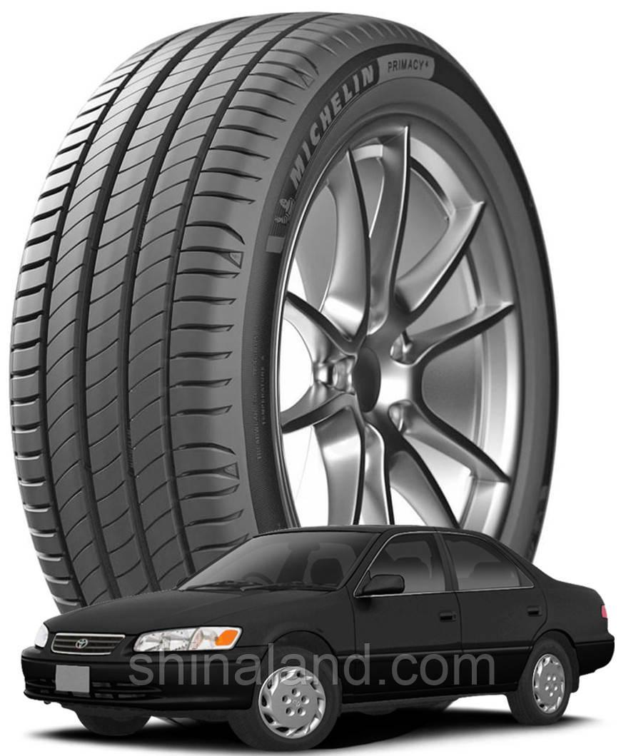 Michelin Primacy 4 215/60 R16 99V XL ( Испания 2021) - Шины Toyota Camry 2001 - (new)