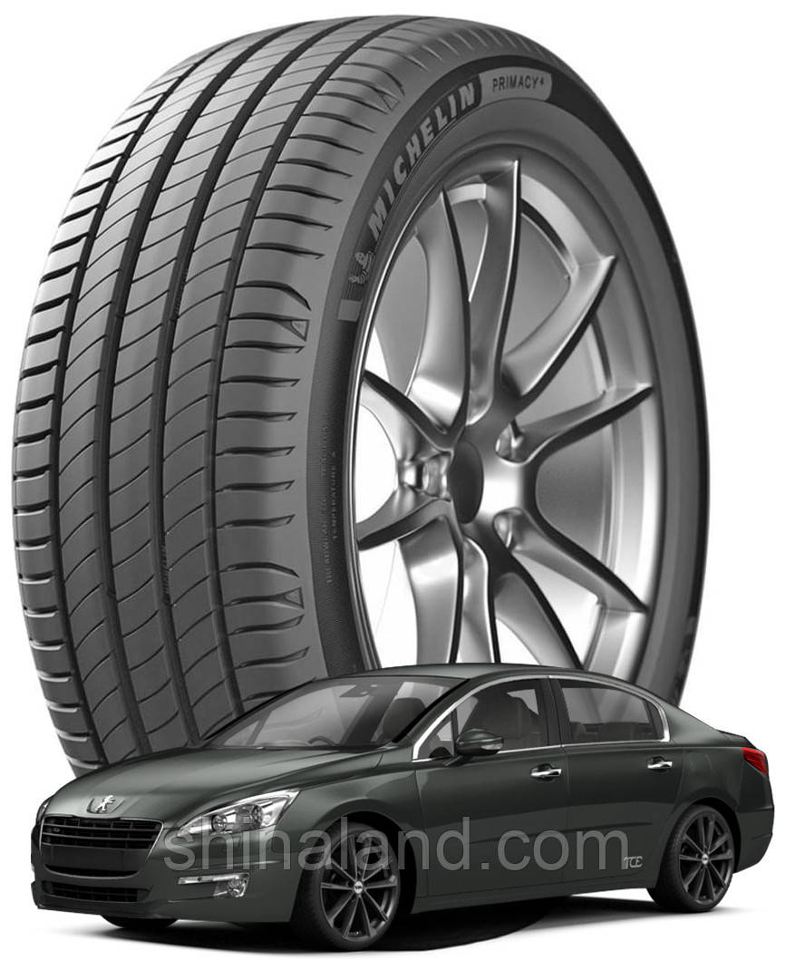 Michelin Primacy 4 215/60 R16 99V XL ( Испания 2021) - Шины Peugeot 508 I, II 2010 - (new)