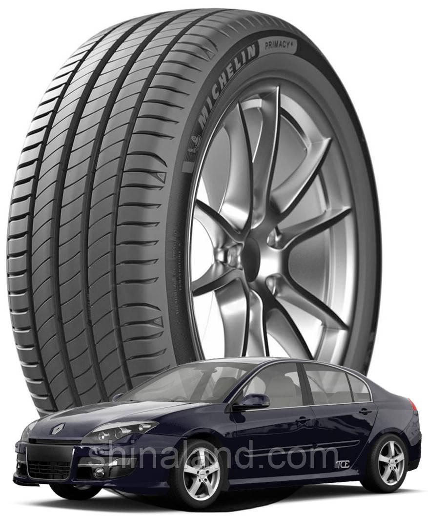 Michelin Primacy 4 215/60 R16 99V XL ( Іспанія 2021) - Шини Renault Laguna III 2007 - 2015 (new)