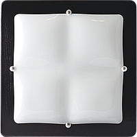 Світильник стельовий Vesta Light НББ 33012 Венге