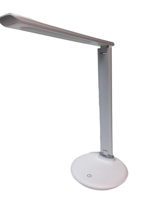 Светодиодная настольная лампа SUNLIGHT SL-245241 10W белая, сенсор, диммер Код.56843