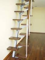Лестница гусиный