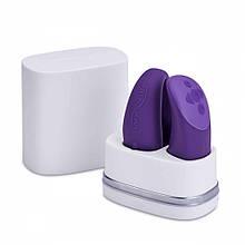 Вибратор для пар We-Vibe Chorus фиолетовый - Бесплатная доставка!