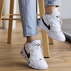 Жіночі кросівки Nike Air Barrage Low White 37 (23.5 див.) 43 (27.5 див.)