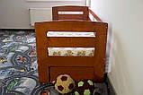"""Кровать """"Ирис"""" с ящиками  (массив бука), фото 3"""