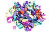 Хлопушка пневматическая, 80 см, разноцветные фигурки из фольги и бумаги (400294), фото 3