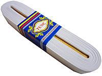 Резинка для одежды (30мм/8м) белая Турция