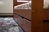 """Кровать """"Ирис"""" с ящиками  (массив бука), фото 4"""