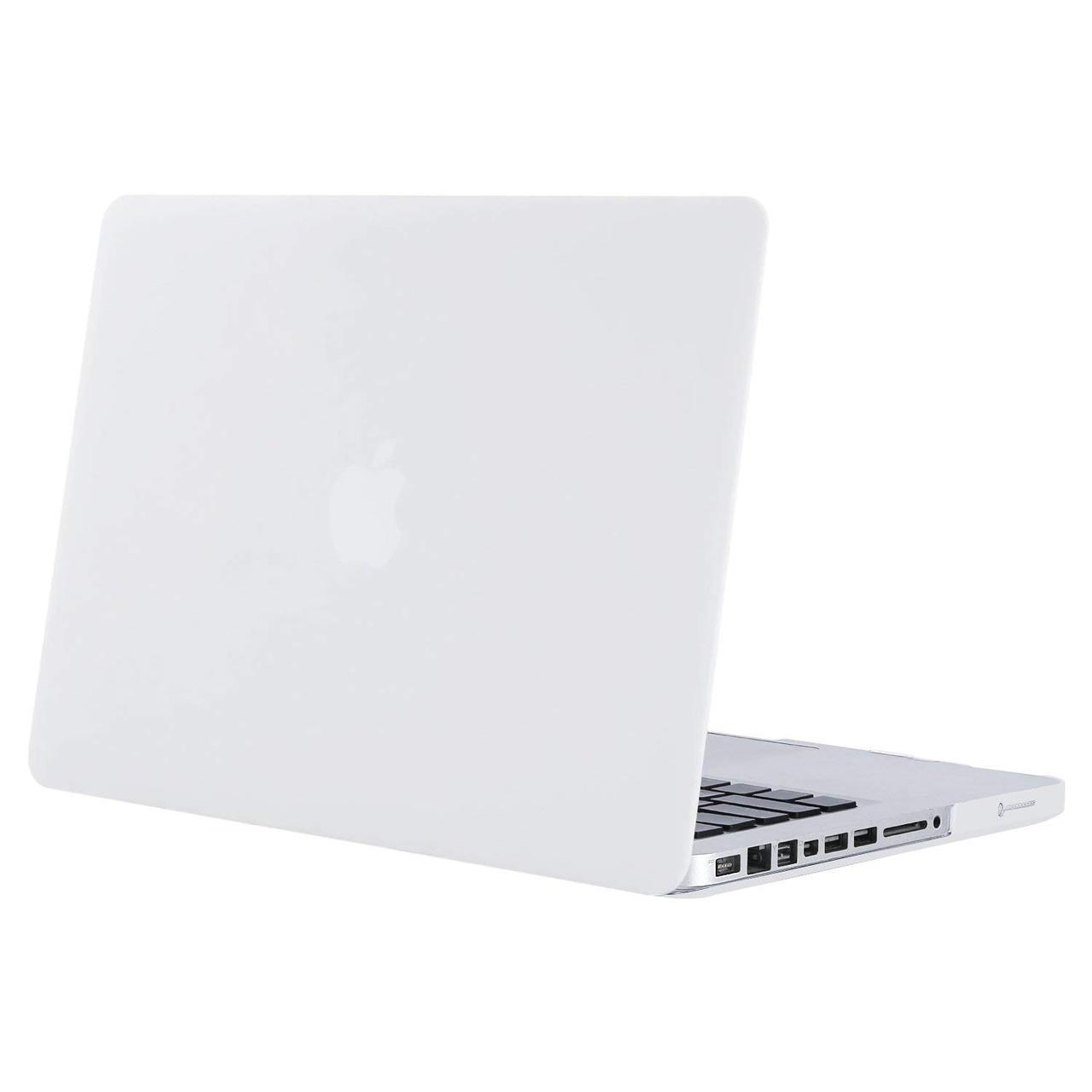 "Чехол накладка DDC пластик для MacBook Pro 13"" (2008-2011) matte white"