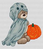 Набор для вышивки крестом Luca-S B1028 Медвежонок Бруно