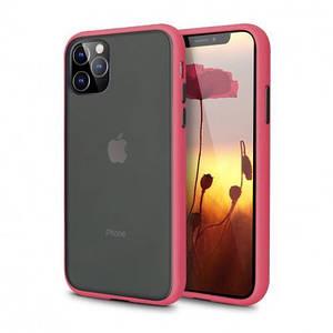 Чохол накладка xCase для iPhone 12/12 Pro Gingle series camellia