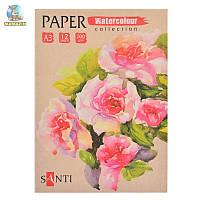 """Набор акварельной бумаги А3 """"Paper Watercolor Collection"""""""
