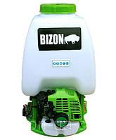 Мотооприскувач BIZON 768-А (помпа, сталева вудка)