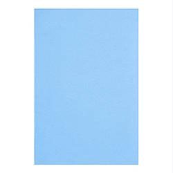 Фоамиран ЭВА голубой, с клеевым слоем, 200*300 мм, толщина 1,7 мм, 10 листов