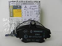 Колодки тормозные передние Renault Logan MCV  (Оригинал) 7711130071
