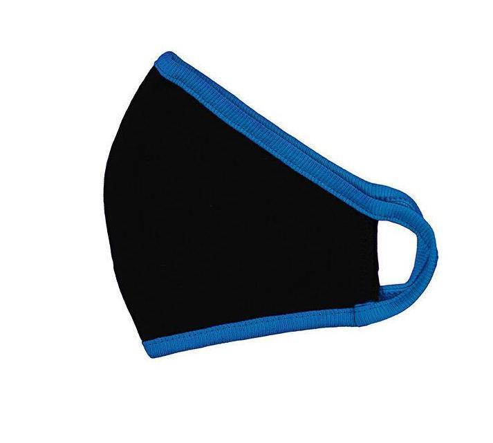 Набор защитных масок Mine 12 шт Черные (hub_xzk98c)