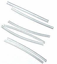 """Трубка """"Профмонтаж"""" термоусадочная прозр. 1.5мм L=5см 10шт 15961"""