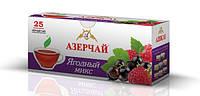 Чай черный Азерчай с ароматом ягод пакетированный 25 пак