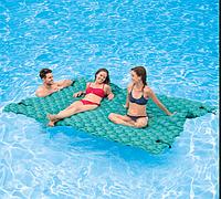 Надувной матрас для пляжа 290х213 см для взрослых и детей от 8 лет Intex Интекс